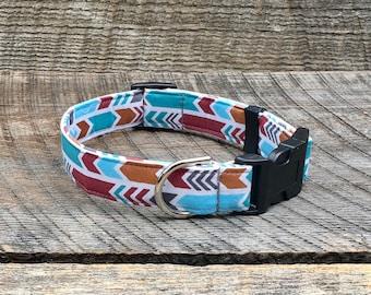 Arrowhead Dog Collar
