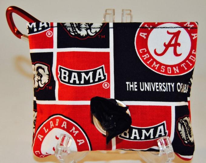 Alabama Poop Bag Pouch