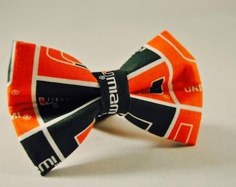 University of Miami Bow Tie