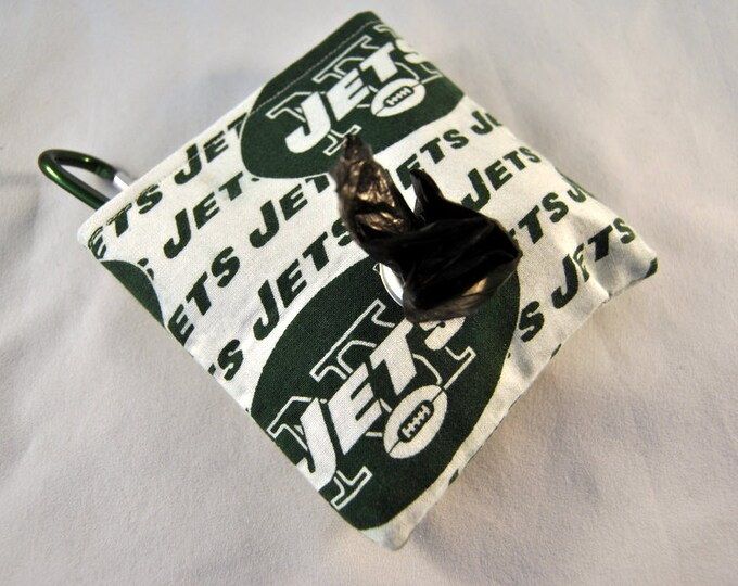 New York Jets Poop Bag Pouch