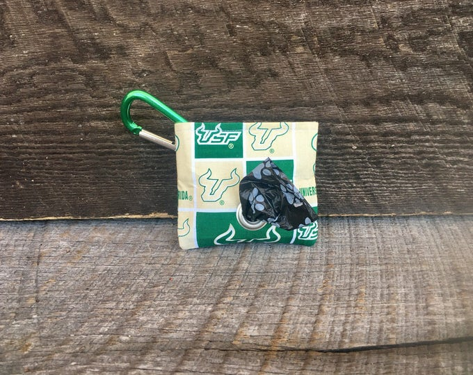USF Poop Bag Pouch
