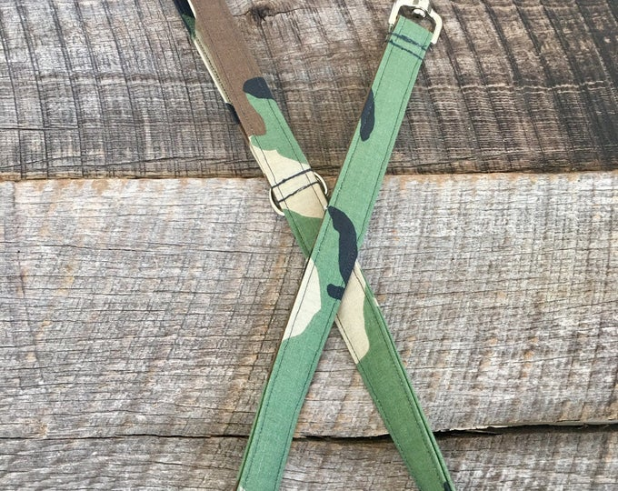 Camo Dog Leash