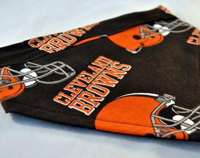 Browns bandana