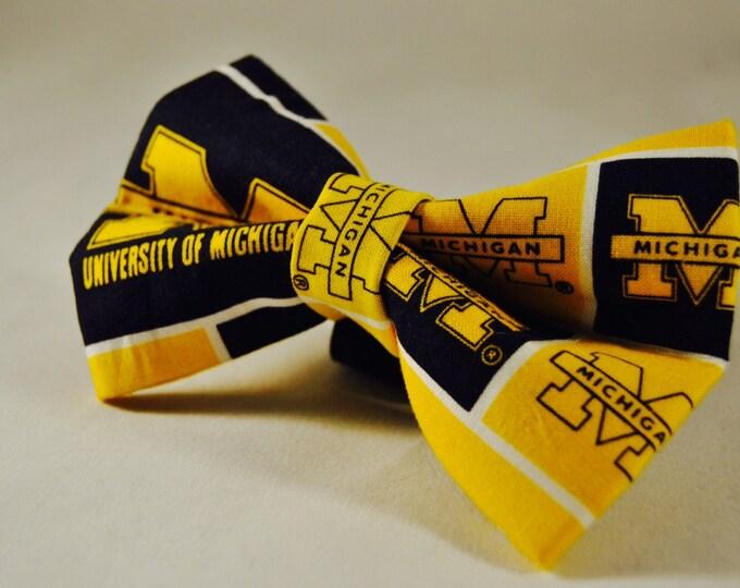 University of Michigan Bow Tie
