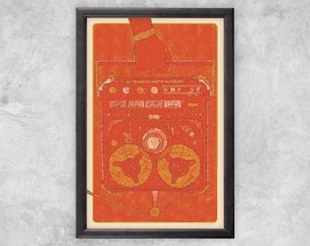 Music is My Manacle - Art Print