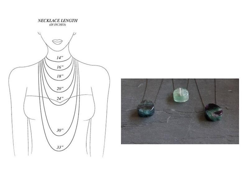 SALE  Fluorite  Fluorite Necklace  Fluorite Crystal  Fluorite Pendant  Silver Fluorite Necklace  Flourite Jewelry  Gold Fluorite Neck