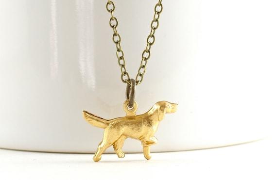 Golden Retriever Hund Halskette Labrador-Halskette Halsband  53388a91635fb