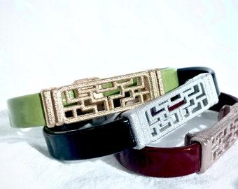 PyXeclipse™ Lona 2 Bracelet For the Fitbit Flex 2