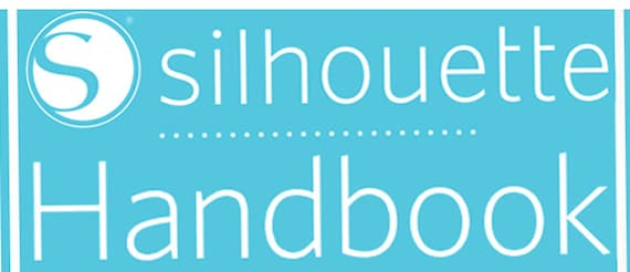 Silhouette handbook digital ebook complete guide to etsy image 0 fandeluxe Image collections