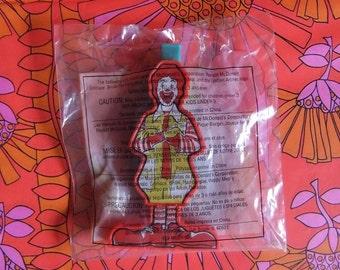 Vintage McDonalds Ronald McDonald Toy Sound Maker