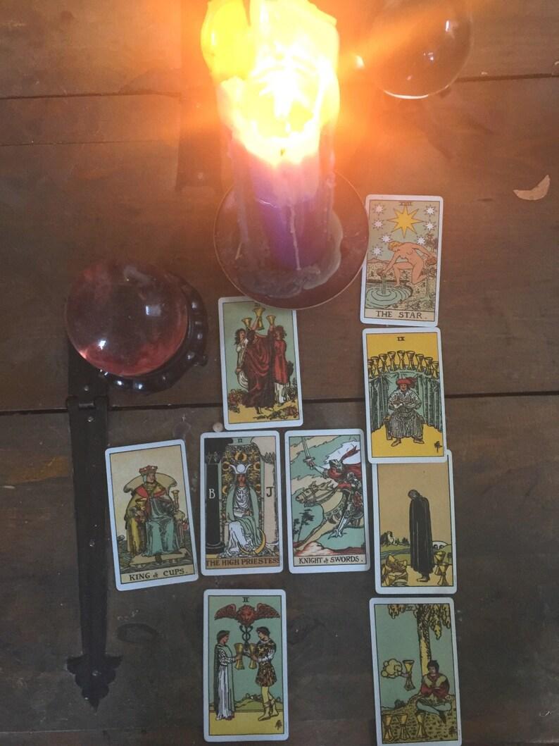 Tarot Reading facetime 10 card Celtic cross   email,phone, or facetime