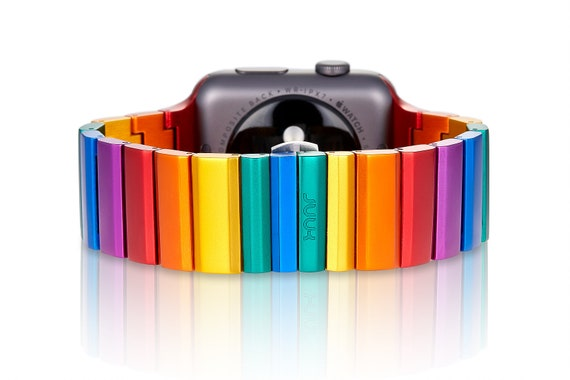 Apple Watch Band - Rainbow and Gay Pride or just Colorful LGBT