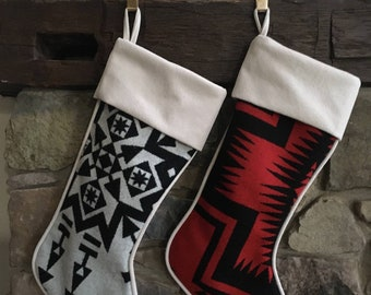 Southwestern Wool Stockings