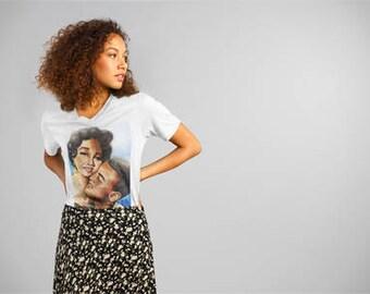 Carmen Jones-Dorothy Dandridge t-shirt popular right now trendy tees