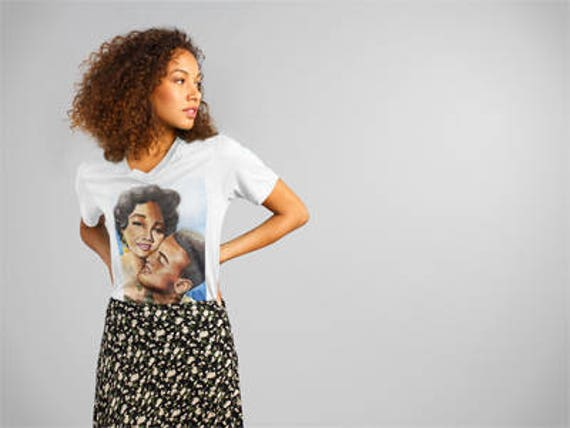 Carmen Jones Dorothy Dandridge T Shirt Popular Right Now Etsy