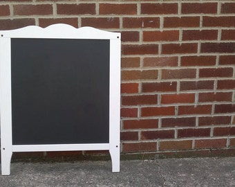 Chalk sign/notice board