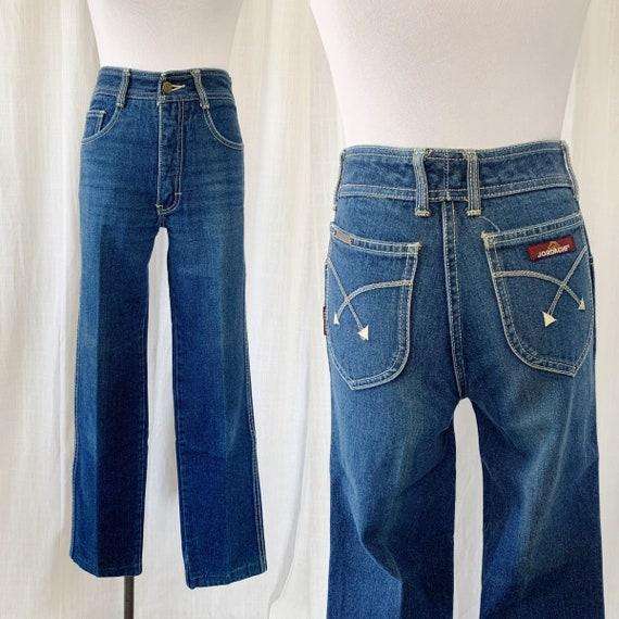 Vintage 70s Jordache Jeans - Size 25