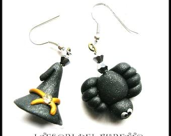 Earrings Halloween