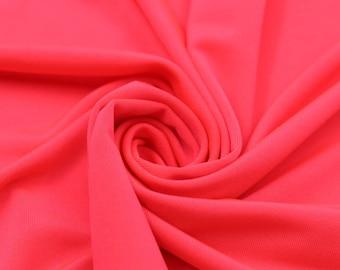 Venezia spandex polyester 1.50 m wide import France #VE07