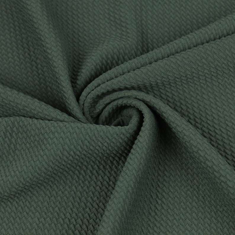 0669dcefebf Cargo Bullet Poly Spandex Jersey Knit Fabric by the Yard 1 | Etsy