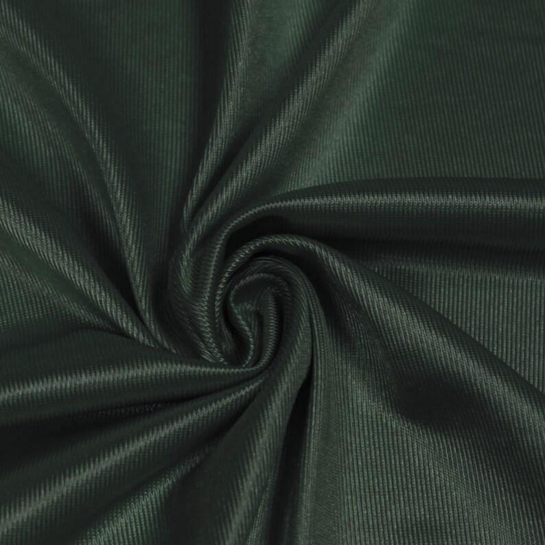 d848c941dce Dark Green Polyester Dazzle Fabric Sports Mesh Fabric | Etsy