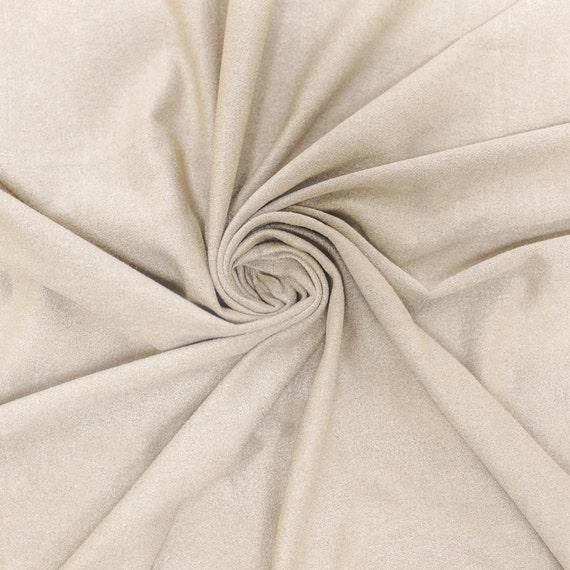 Ivory Stretch Suede Fabric by the yard 1 Yard Style 598 - Etsy Ivory Stretch Suede Fabric by the yard - 1 Yard Style 598 - 웹