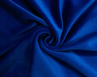 "Royal 60"" Steam Medium-Weight Velour Fabric by the Yard - Style 3092"