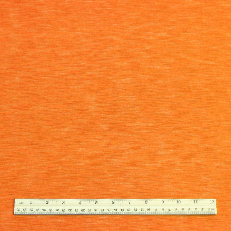 f6fe020ef2ea63 Light Orange Slub Rayon Jersey Knit Fabric Light Orange Modal
