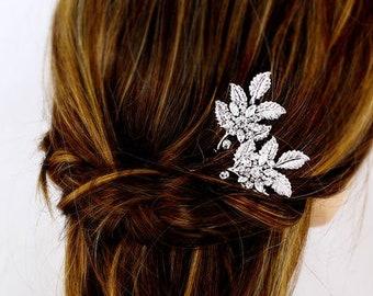 Weddings Hair Accessory Rhinestone boddy hair pins Bridal hair pins bridesmaid hair pins crystal hair pins Bridal hair comb hair pins Daisy
