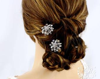 Weddings Hair Accessories rhinestone hair pins Bridal hair pins bridesmaid hair pins crystal hair pins Bridal hair comb hair pins Meteor