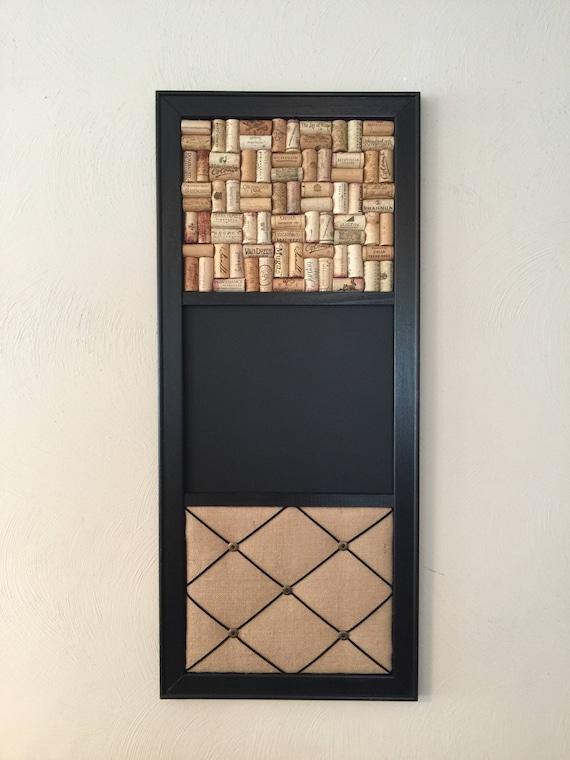 Große Leinwand Französisch Memoboard Tafel Wein Pinnwand | Etsy