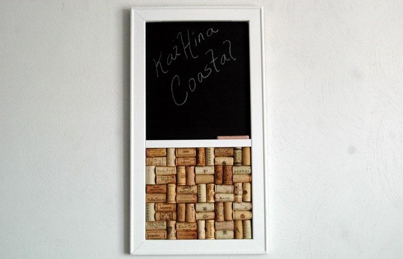 Pinnwand Küche Korkwand Notizwand Notizbrett Tafel 1757