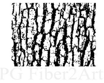 Thermofax Screen Tree Bark