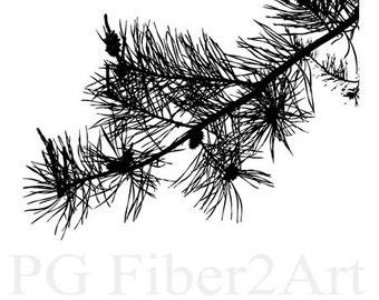 Thermofax Pine Branch Screen