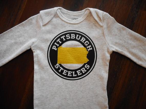 4f8ecc6d9 Steelers Bodysuit Pittsburgh Steelers Pittsburgh Steelers