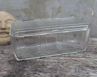 Depression glass refrigerator Etsy