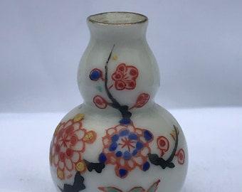 """Dollhouse Miniature 1"""" Scale Porcelain Vase"""