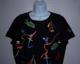 Michael Simon Sweater Dresses Black