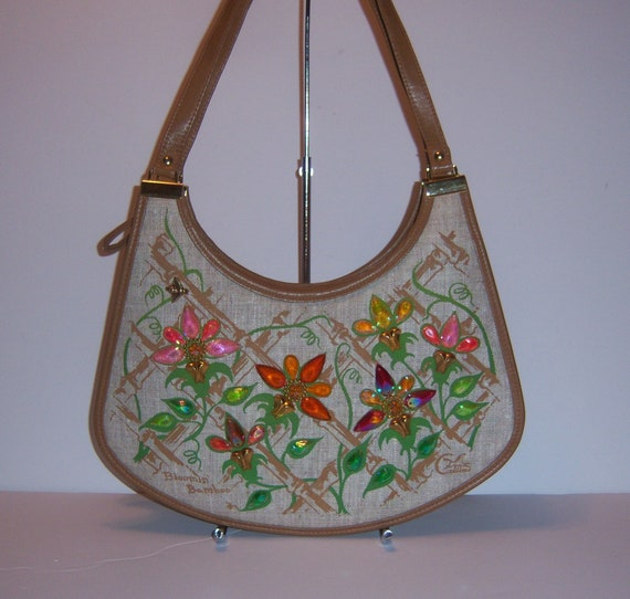 Vintage Enid Collins Collins of Texas Bloomin Bamb