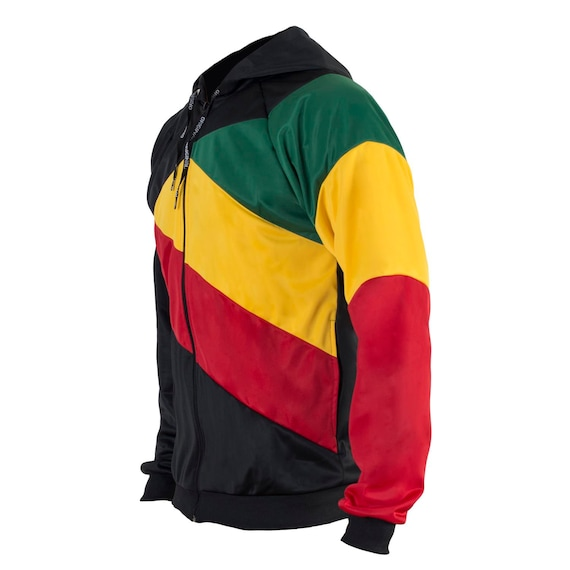 All Things Apparel Jamaican Bobsled Team 30th Anniversary Unisex Hoodie