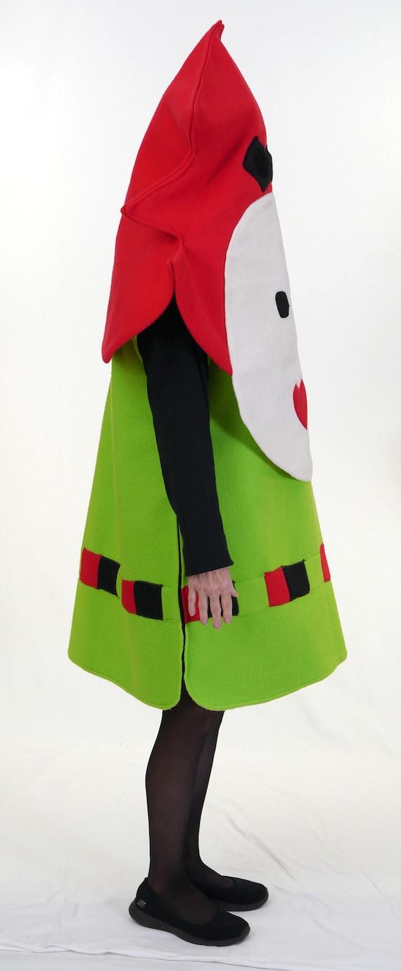 Dress Size ML Fundraiser Mascot Turtleneck T-Shirt Doll Character Costume Head Piece Adult Doll Mascot Costume Mascot Costumes