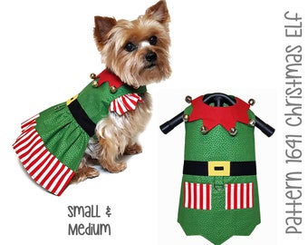 Funtastic Sewing Patterns For Little Dogs By Sofiandfriends