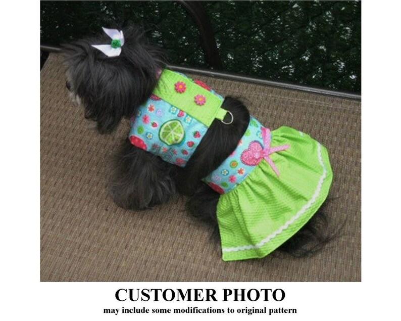 Dog Bathing Suit Dog Summer Clothes Dog Sun Suit Pattern 1671 Bundle All Sizes Dog Clothes Patterns Dog Swimsuits Dog Bikini