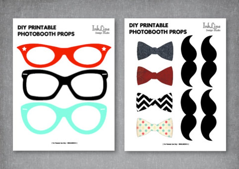pennant PHOTO Booth Props party printable birthday pennant diy printable pdf pdf INSTANT DOWNLOAD photobooth