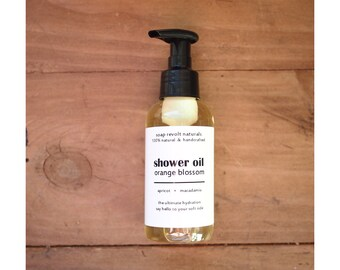 Shower Oil natural hydration