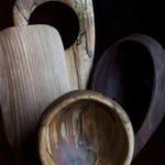 Wooden Utensils Set, Wooden Spoon, Wooden Ladle, Rustic Spoon, Serving Ladle, Soup Ladle,  Kitchen Utensil, Cooking Spoon, Punch Server