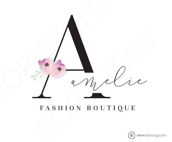 Moda Boutique Insignia Fotografía Estilo De Vida De La Etsy