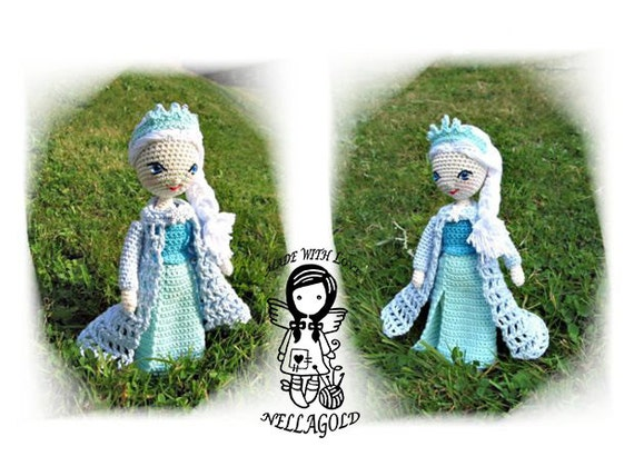 21 Free Fabu Frozen Crochet Patterns • Simply Collectible Crochet | 428x570
