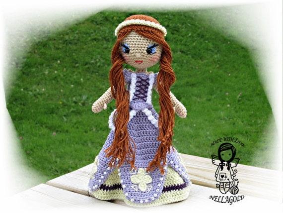 Häkeln Sie Muster häkeln Sie Puppe Amigurumi Spielzeug | Etsy