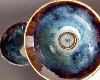 Rustic Hand Thrown Pottery Bowl, Ice Cream Bowl, Dessert Bowl, Cereal Bowl, Soup Bowl, Ceramic Bowl, Handmade, Each
